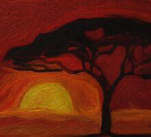 Sahara Sun by Dawn Davis