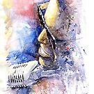 Jazz Ray Charles by Yuriy Shevchuk