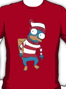 Where's Perry? T-Shirt