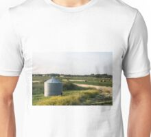 Canadian Farmland Unisex T-Shirt
