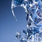 Project: Eavestrough Icicles. by Daniel Cadieux