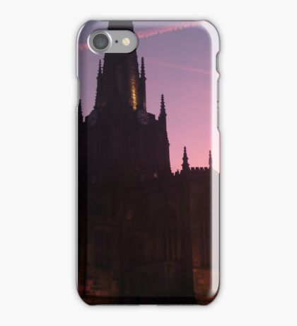 Rotherham Minister  iPhone Case/Skin