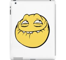 SMILE TROLL iPad Case/Skin
