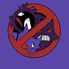Ghost-Type Busters. by Snellby
