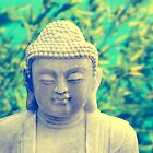buddha (summer) by hannes cmarits