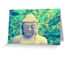 buddha (summer) Greeting Card