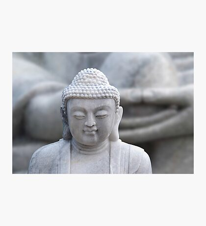 buddha hands Photographic Print