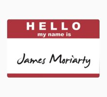 My Name is James Moriarty by jjangmiki
