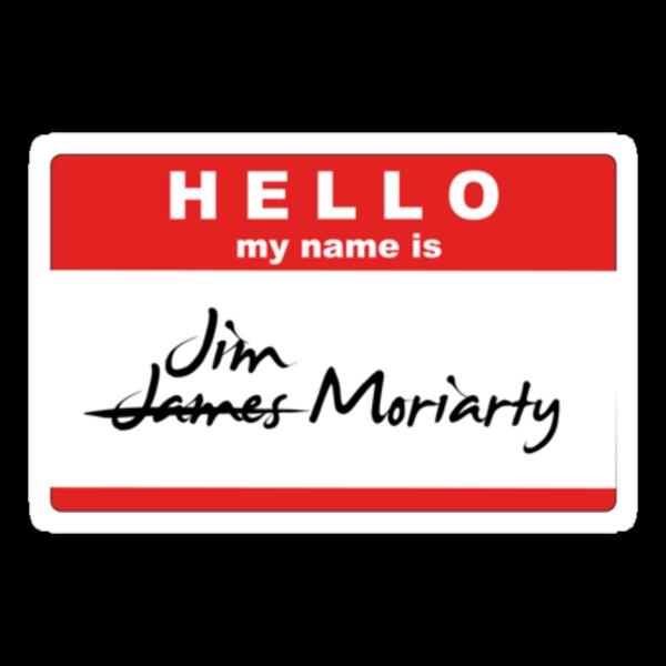 My Name is Jim Moriarty. by jjangmiki