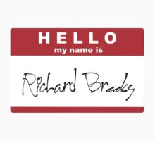 My Name is Richard Brooks  by jjangmiki