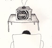Throw Away Your Television by rosiec