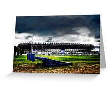 Murrayfield Stadium, Edinburgh, Scotland Greeting Card