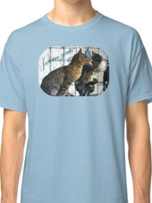 Cats in love Classic T-Shirt