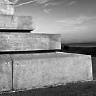 Monument Steps by SharpNeverDull