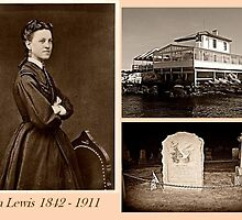 Ida Lewis, heroic Lighthouse Keeper by Jane Neill-Hancock