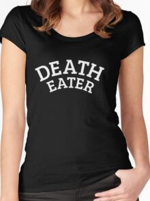 Death Eater Reversed Women's Fitted Scoop T-Shirt