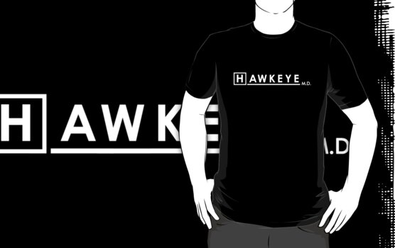 Hawkeye M.D. by GhostGlide