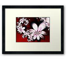 Wild and Yet Innocence Framed Print