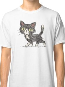 Rough sketch of a cat Classic T-Shirt