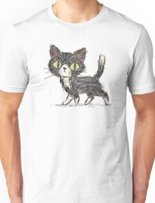 Rough sketch of a cat T-Shirt