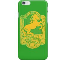 Prancing Pony iPhone Case/Skin