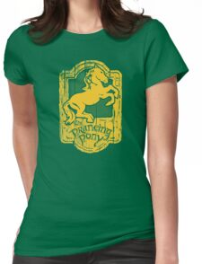 Prancing Pony Womens Fitted T-Shirt