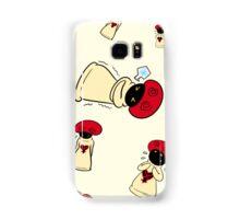 Mushroom Trio Samsung Galaxy Case/Skin