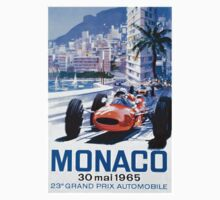 Monaco F1 Classic 1965 by harrisonformula