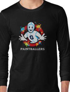 Paintballers Long Sleeve T-Shirt