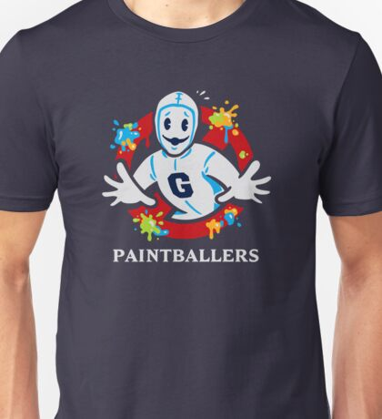 Paintballers Unisex T-Shirt