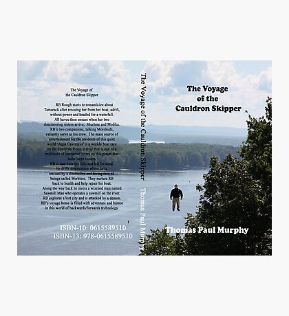 The Voyage of the Cauldron Skipper Photographic Print