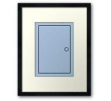Bender Chest Cabinet Framed Print