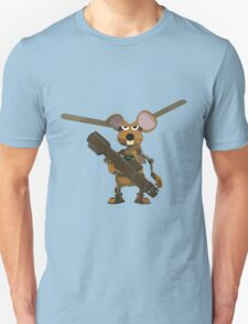 SuperMouse Helicopter 05b T-Shirt