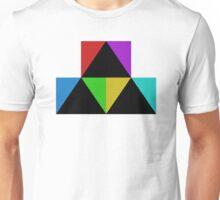 TriColour Unisex T-Shirt