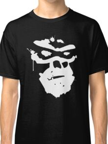 Gorilla Mask painted Classic T-Shirt
