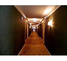 Salamander Resort & Spa - Interior Hall      ^ Photographic Print