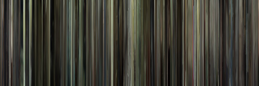 Moviebarcode: Beginners (2010) by moviebarcode