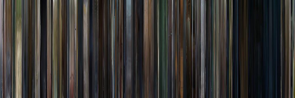 Moviebarcode: Adaptation. (2002) by moviebarcode