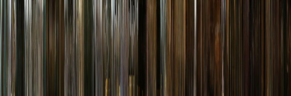 Moviebarcode: Zombieland (2009) by moviebarcode