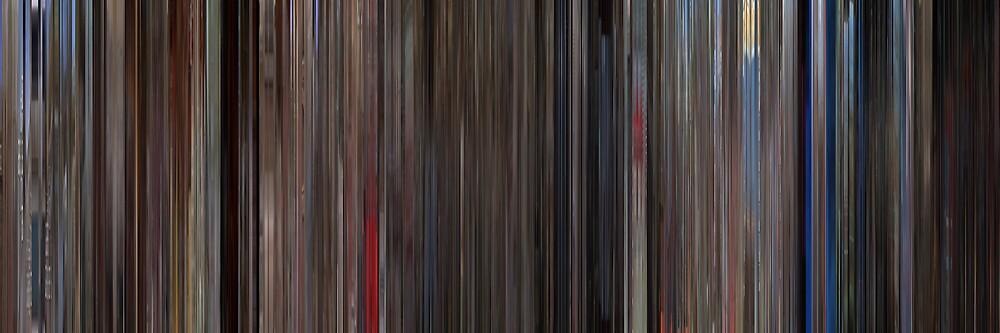 Moviebarcode: Revenge of the Nerds (1984) by moviebarcode