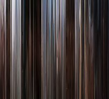 Moviebarcode: Moby Dick (1956) by moviebarcode