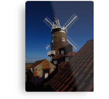 Cley Windmill, Norfolk (2) Metal Print