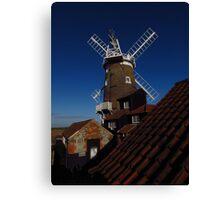 Cley Windmill, Norfolk (2) Canvas Print