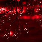 Diamonds of Red Droplets (best viewed larger) by Pbratt79
