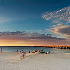 Busselton Jetty by Ben Reynolds