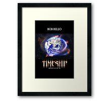 Timeship 3 Framed Print