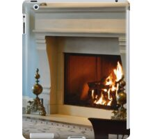 Lobby Fireplace       ^ iPad Case/Skin