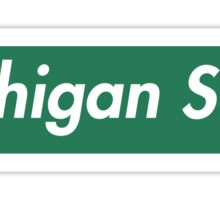 MSU SUPREME Sticker