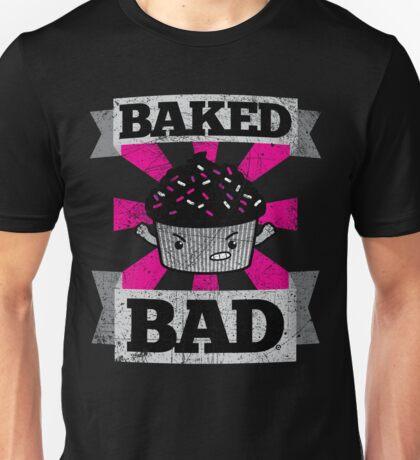 Bad Cupcake 2: Baked Bad Unisex T-Shirt