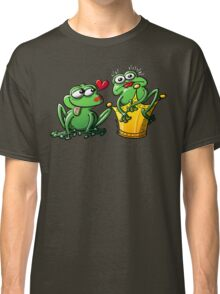 Princess is a Frog Now Classic T-Shirt